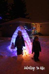 Christmas Light Walk