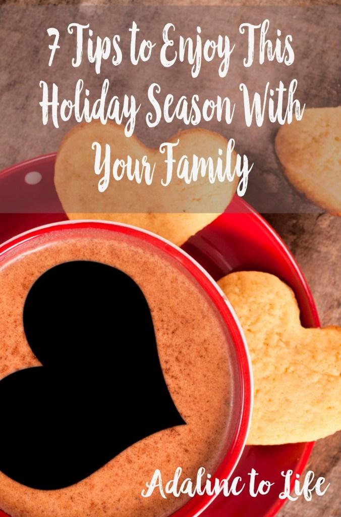 tips to enjoy this holiday season