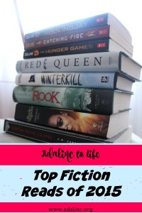 Top Fiction Reads 2015