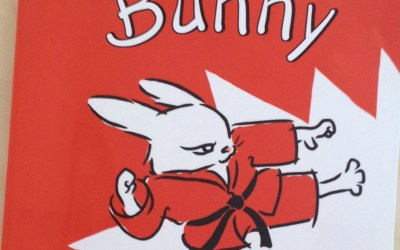 Book Review of Tales of Bunjitsu Bunny by John Himmelman