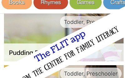 FLIT app Centre for Family Literacy & Literacy Activities
