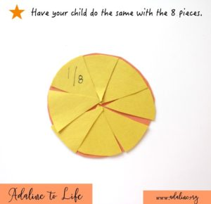 an activity to go with Goo and Spot Under the Orange Tree