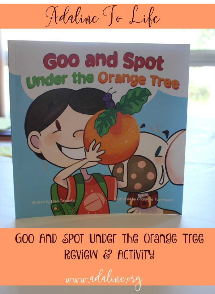 Goo and Spot Orange Tree
