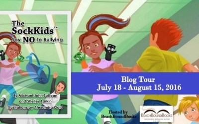 The Sockkids Say No to Bullying Blog Tour