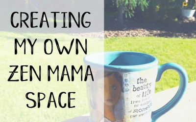 Zen Mama Retreat Patio Mood Board