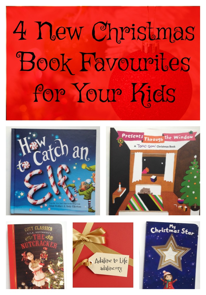 New Christmas book favourites for your kids