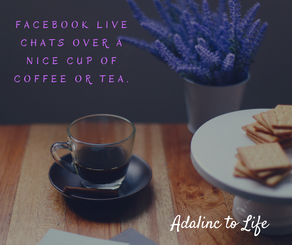 Adalinc to Life Live Facebook Chats