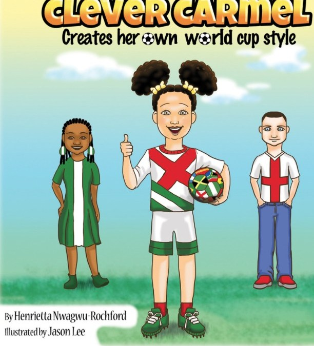 Clever Carmel – Multicultural Children's Book Day Review