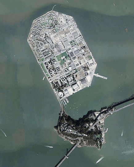 Half Island / Half Machine