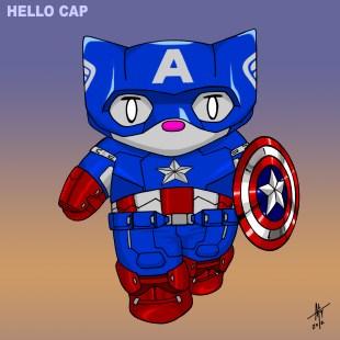 Hello Cap 2