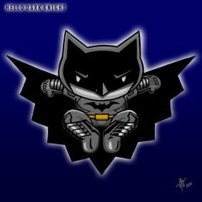 Hello Dark Knight