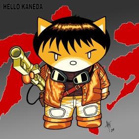Hello Kaneda