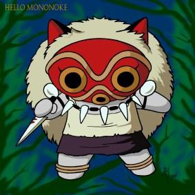 Hello Mononoke