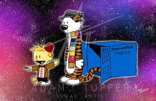 Doc Calvin 1 11x17