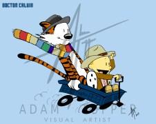 Doc Calvin Wagon web