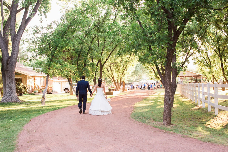 Arizona Ranch Wedding