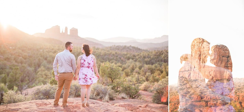 Sedona engagement photos
