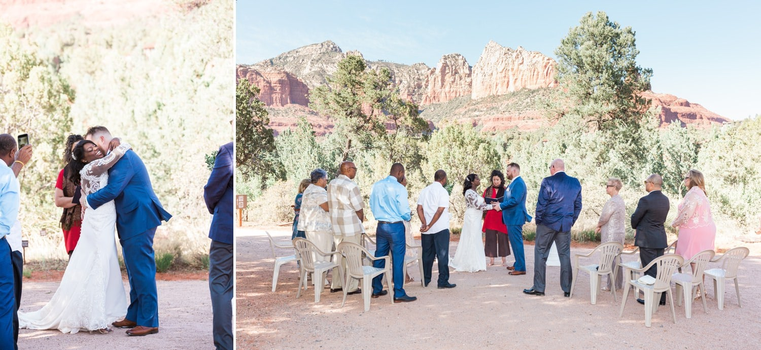 Small Sedona Wedding