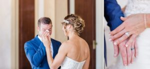 Enid, Oklahoma wedding