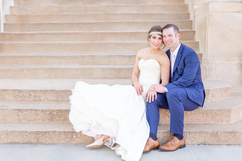 Downtown Enid Wedding