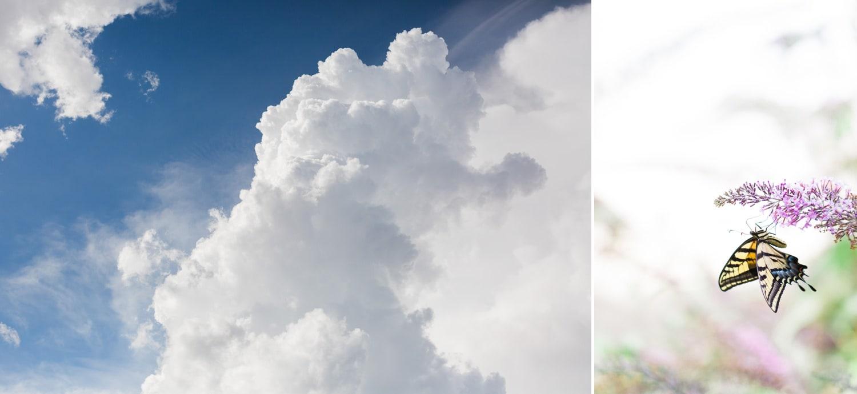 Arizona Monsoon Clouds