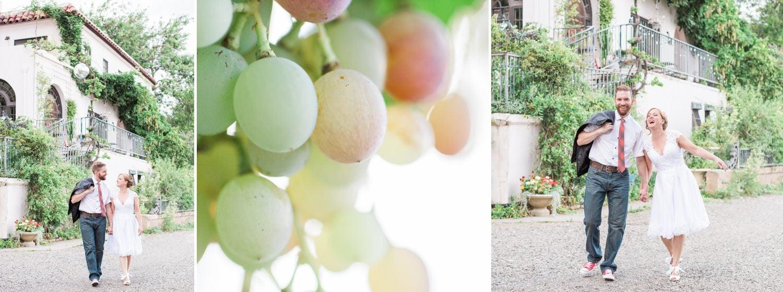 Summer wedding in Jerome