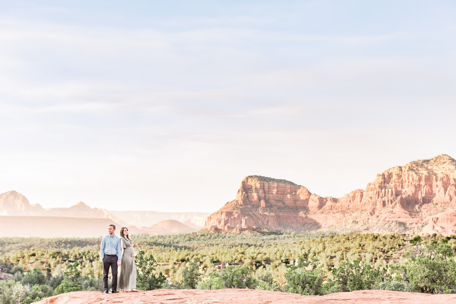 Epic Sedona Wedding