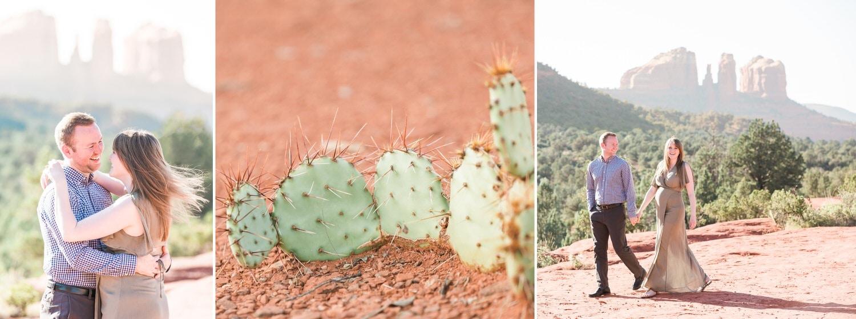 Sedona Desert Landscape