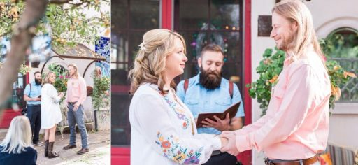 Sedona Elopement Officiant