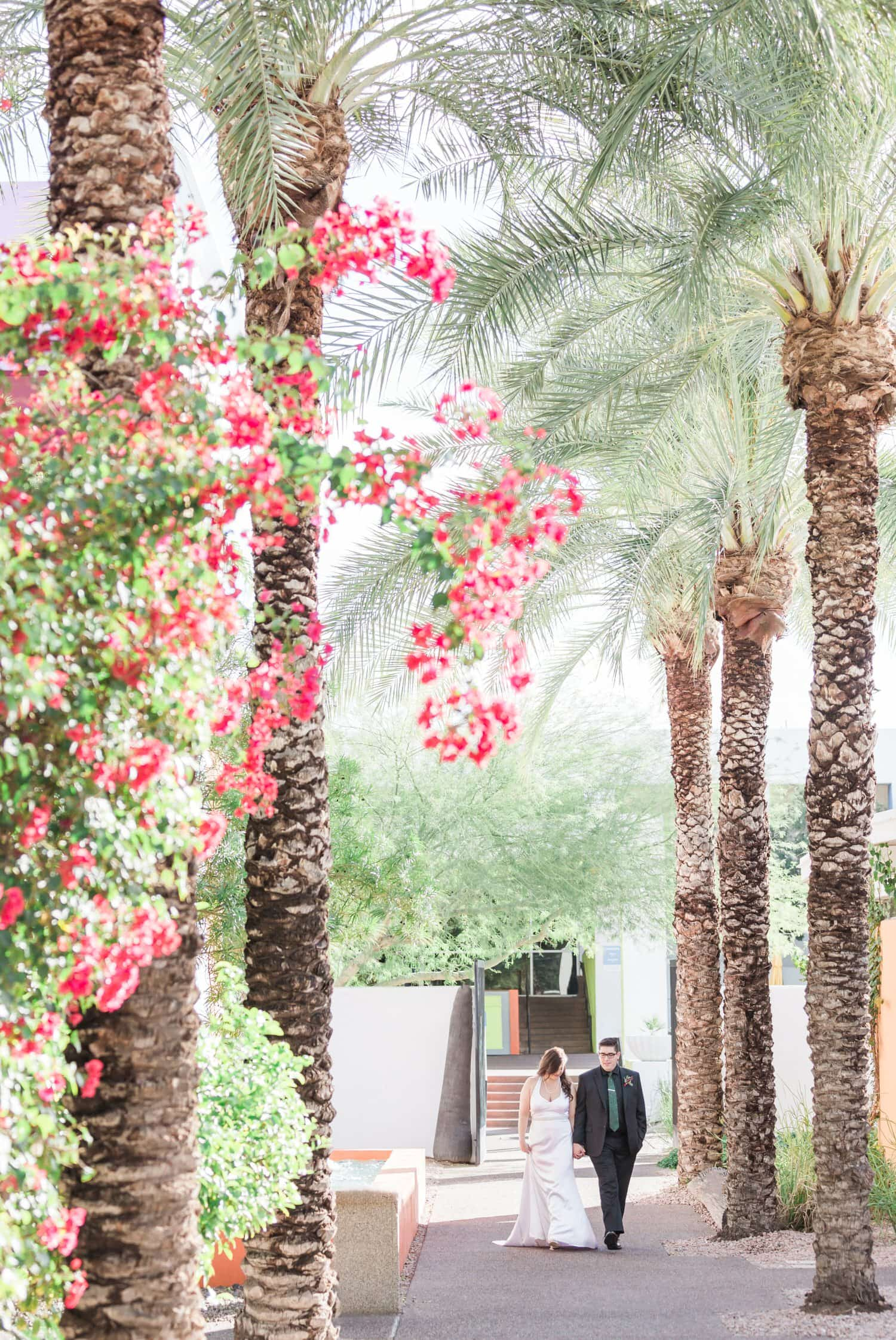 The Saguaro Scottsdale Wedding