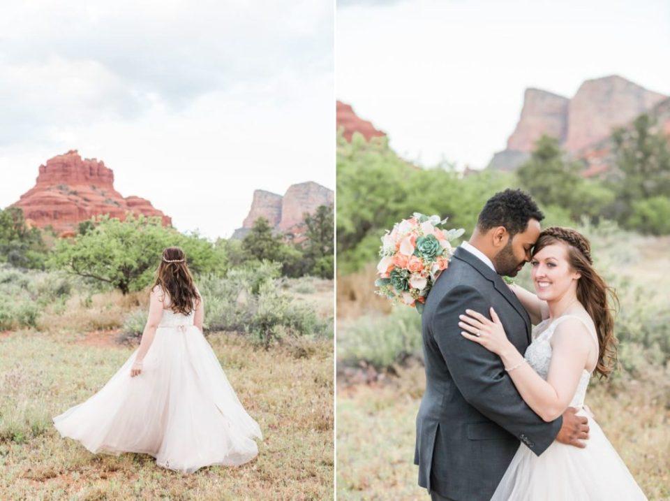 Red Agave Resort Wedding Photos