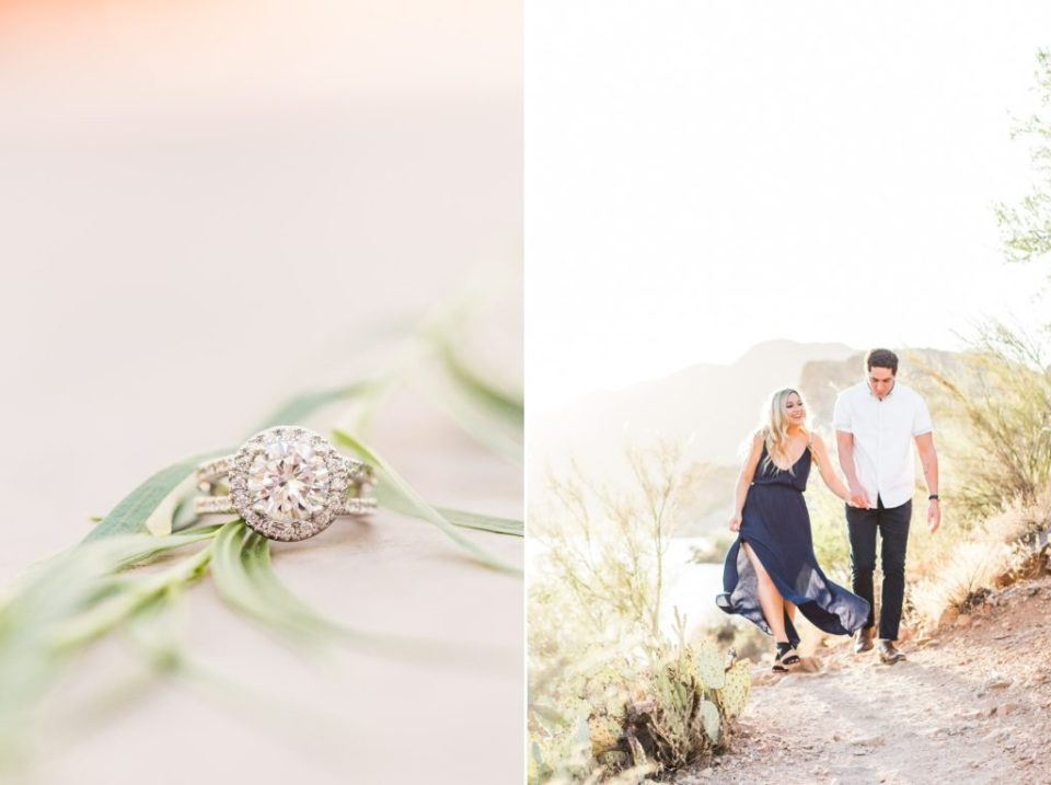 Fountain Hills Engagement Photographer