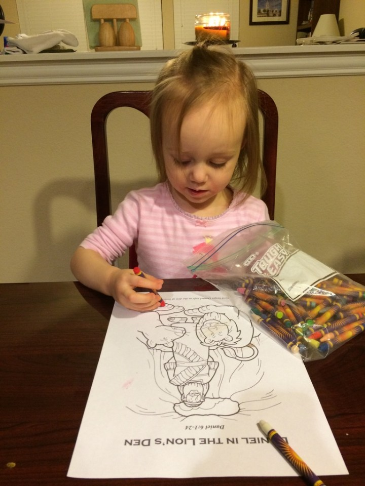 Eliza coloring for FHE