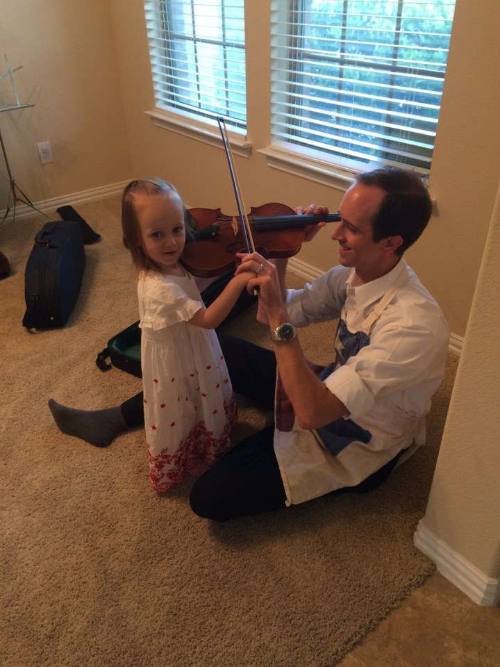 13 - Teaching Eliza to play the Violin