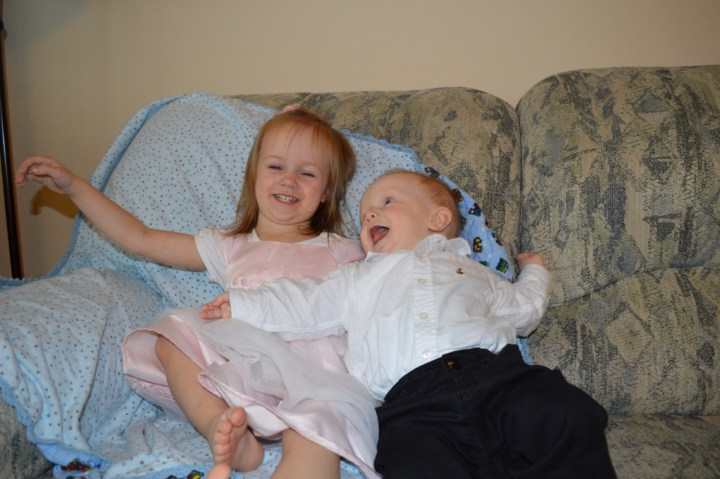 25 - Goofy siblings