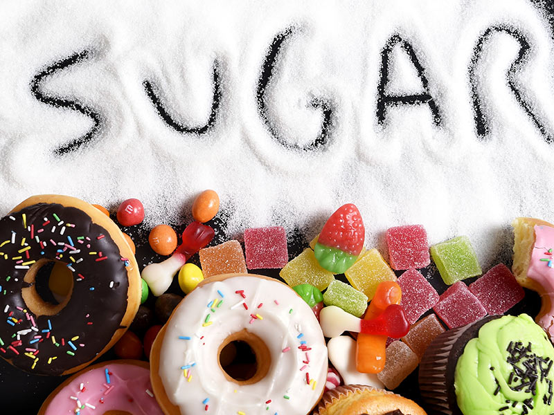 Stop Adding Sugar to Your Diet to Look Younger Longer