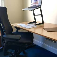 Desk Chair Herman Miller French Bistro Table And Chairs Outdoor Loud Ones: Six-month Review Of The Embody Jarvis Bamboo Standing