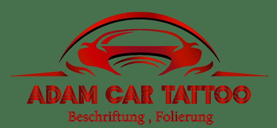 Adam Car Tattoo