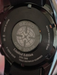 Seiko Astron GPS Solar Dual Time © 2017 Adam Brown