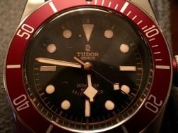 Tudor Heritage Black Bay - Red 79220R © 2017 Adam Brown