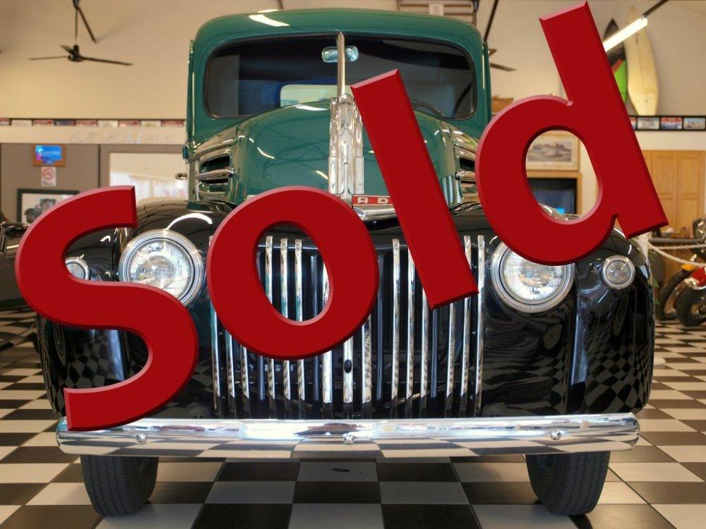 medium resolution of 1946 ford pickup