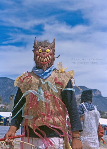 Costumbres y tradiciones de Nuevo León: Los chicaleros (1/2)
