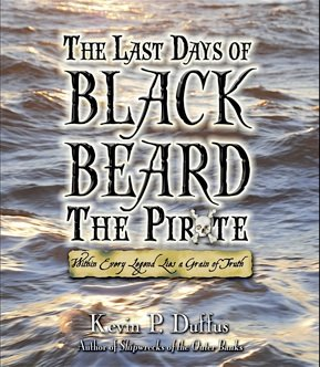 The Last Days of Black Beard the Pirate author Kevin Duffus endorses The Smuggler's Gambit