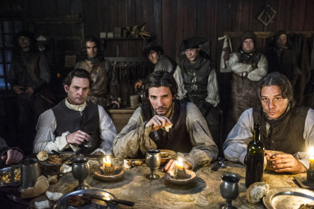 Bonus: Tour the Topsail Tavern and learn about real colonial-era taverns like the Green Dragon