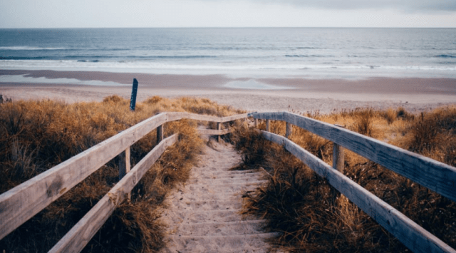 The Disproportionate Advantage of the First Step