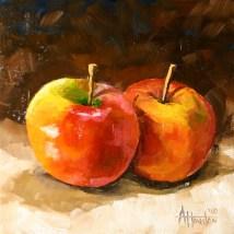 Adam' Apples Ahouston Art