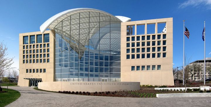 USIP headquarters building.