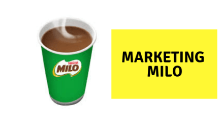 marketing milo