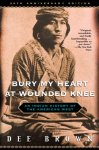 bury my heart wounded knee
