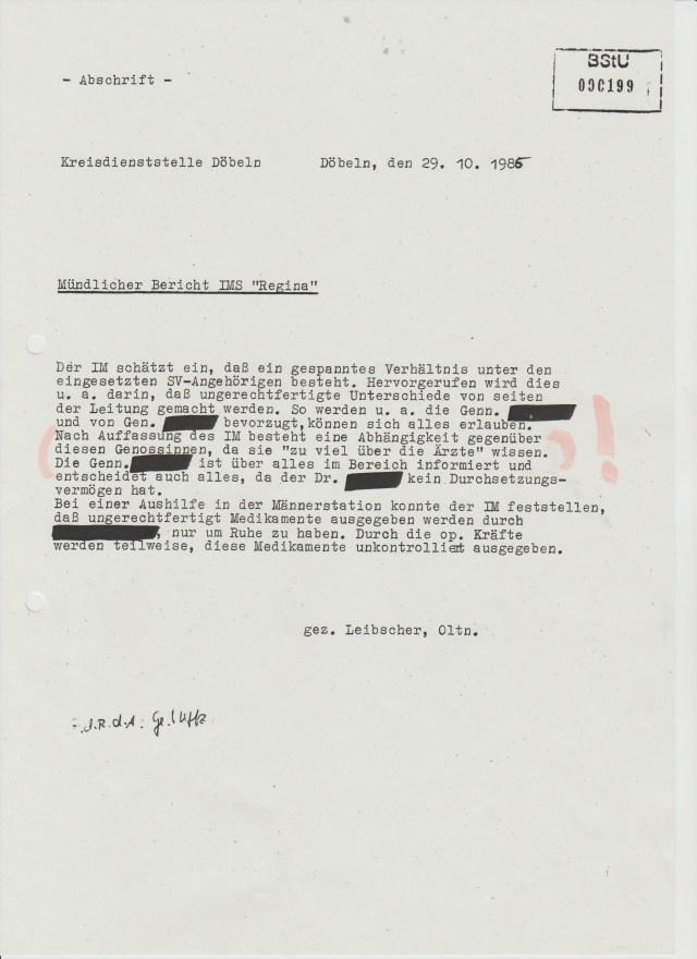 OPK GANOVE -OSL Dr. Siegfried Hillmann      17
